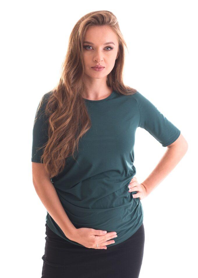Bluzka ciążowa Inka Sosna