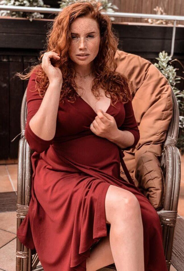 Sukienka ciążowa Klara