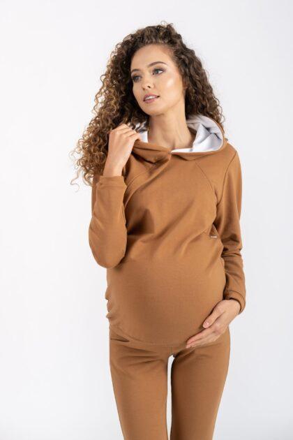 Bluza ciążowa i do karmienia Margo