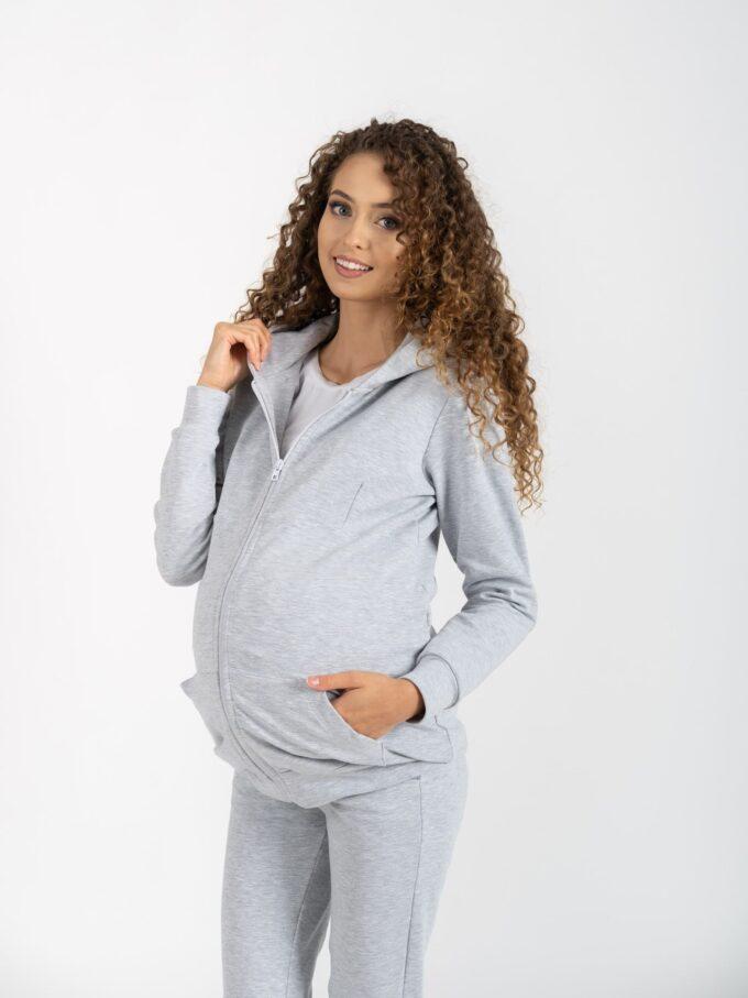 Bluza rozpinana ciążowa i do karmienia