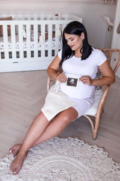 Bluzka ciążowa i do karmienia Stella