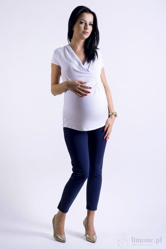 Bluzka ciążowa i do karmienia Mori