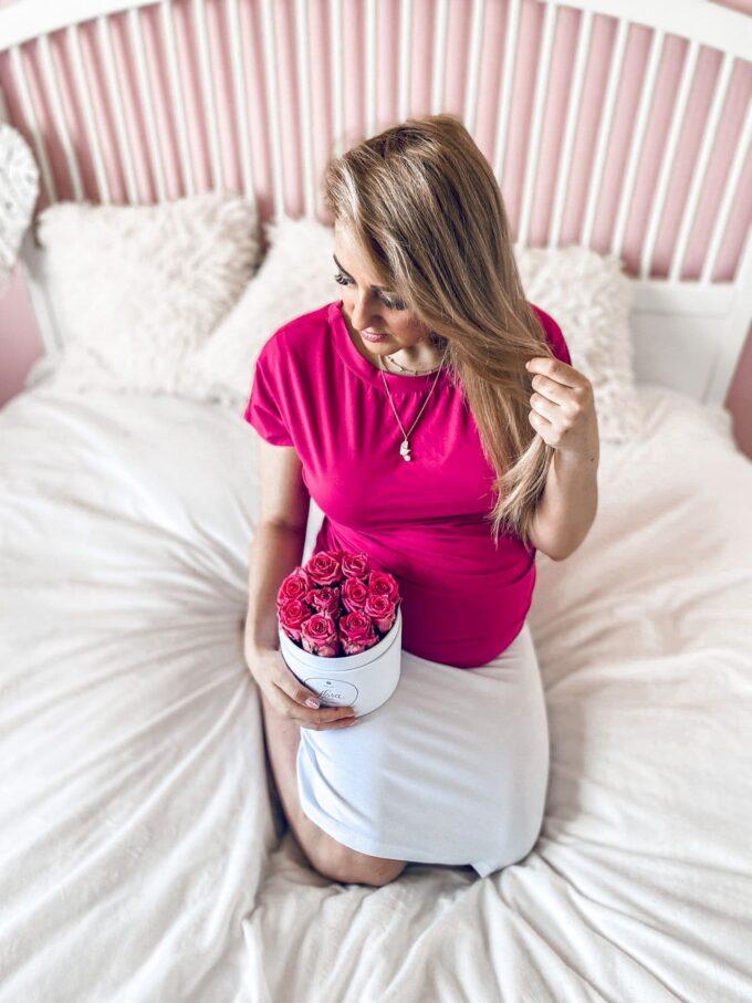 Bluzka ciążowa i do karmienia Cindy