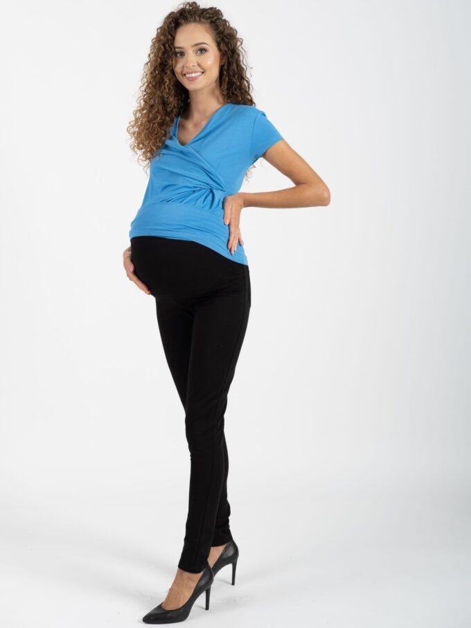 Eleganckie spodnie ciążowe Ally