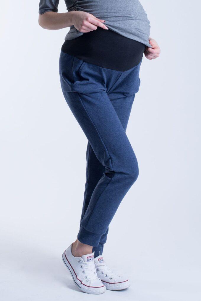 Dresy ciążowe Karen jeans melanż