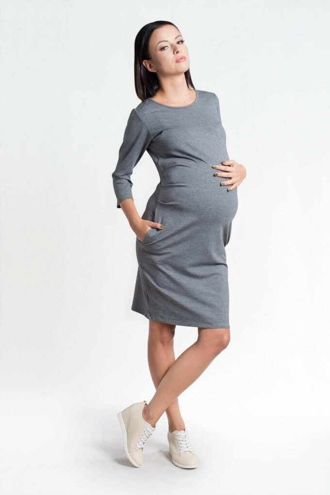 Sukienka ciążówa Ada