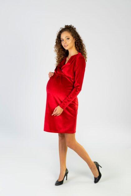 Sukienka ciążowa i do karmienia Stacy