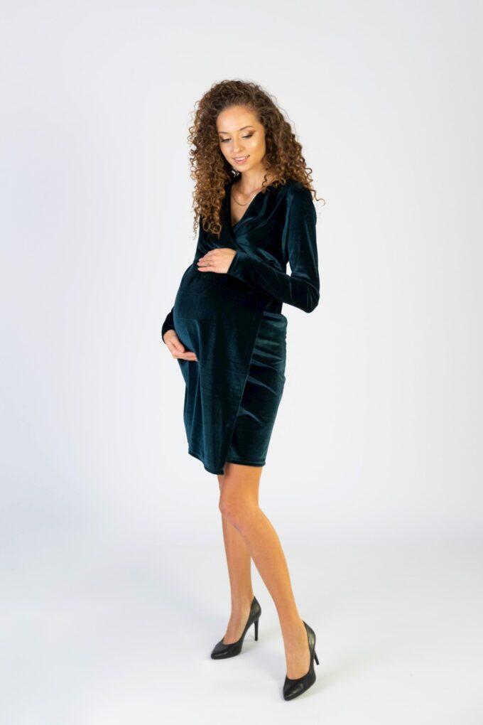 Sukienka ciążowa i do karmienia Zoe