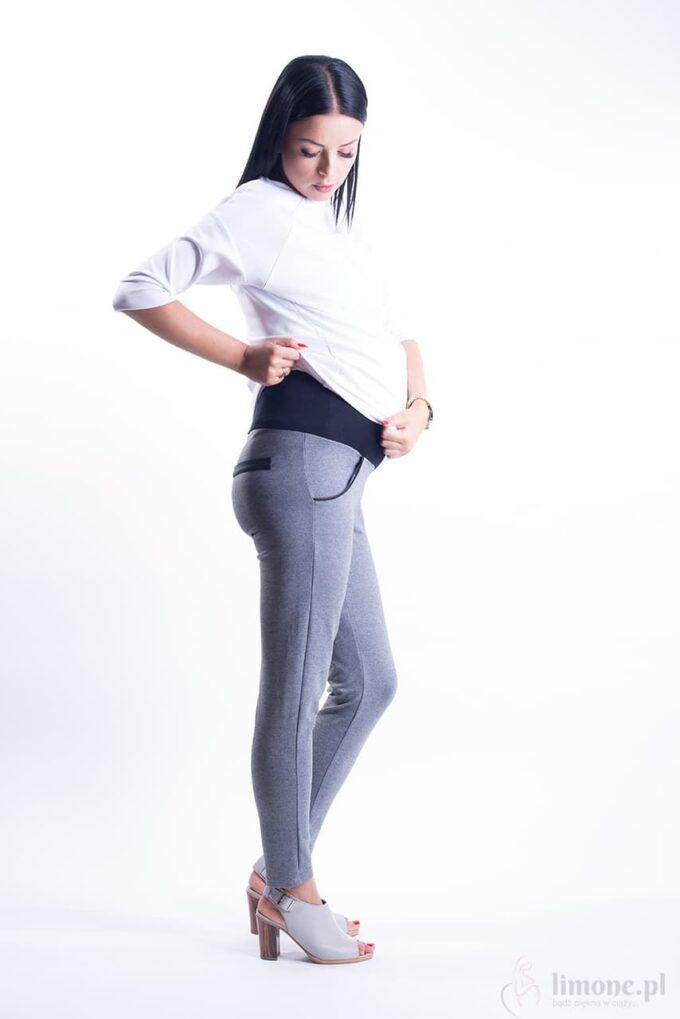 Spodnie ciążowe Lila