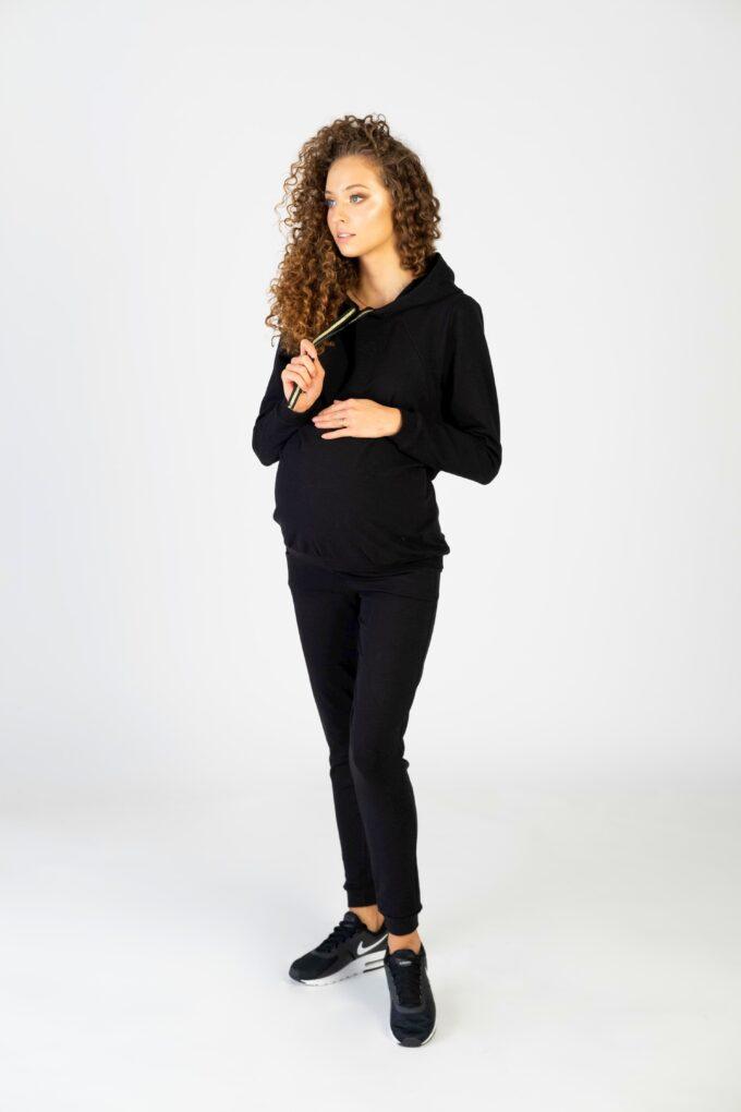 Komplet dresowy ciążowy i do karmeinia Margo
