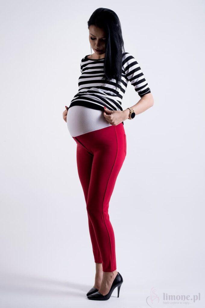 Spodnie ciążowe Kama