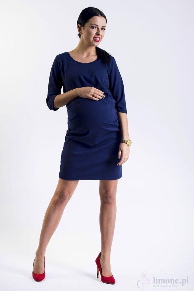 Sukienka ciążowa i do karmienia Marta