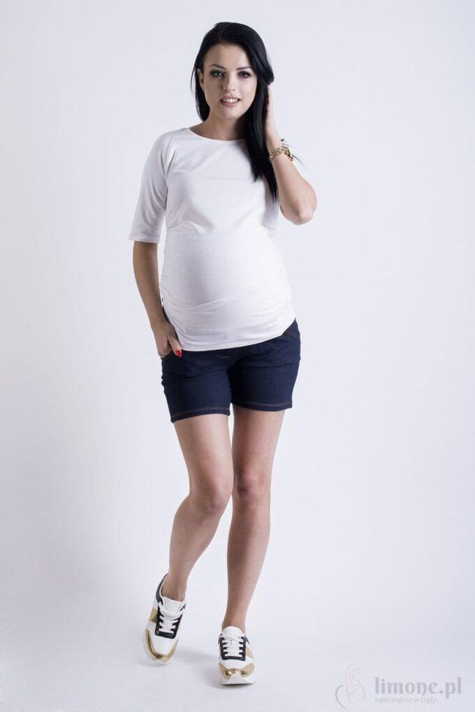 szorty ciążowe Mila