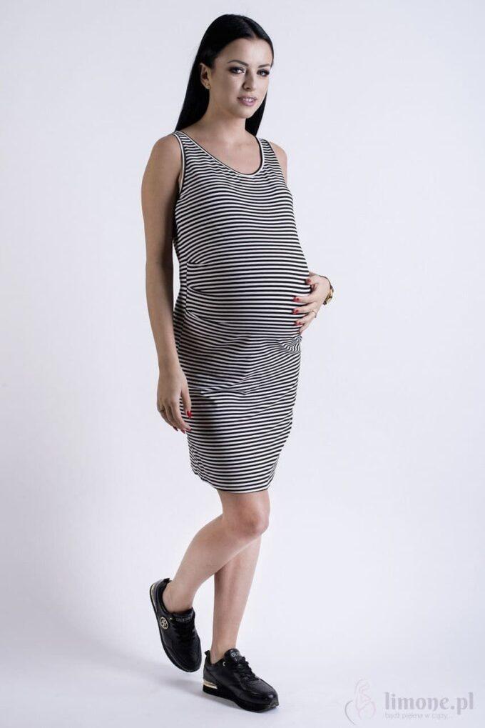 Sukienka ciążowa Monika