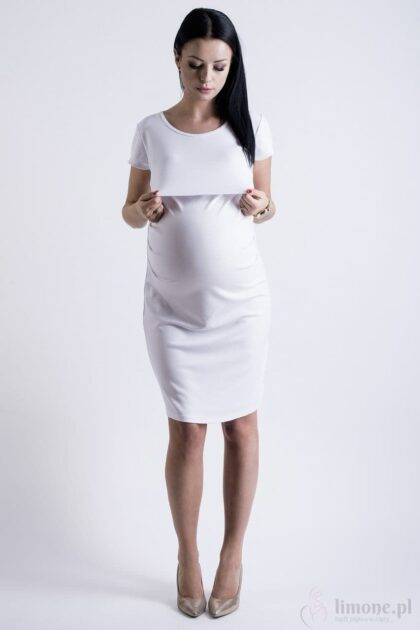 Sukienka ciążowa i do karmeinia Alicja