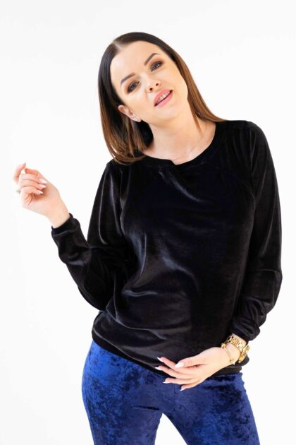 Bluza ciążowa i do karmienia Dina