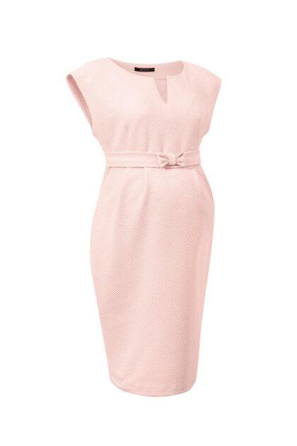 Sukienka ciążowa Fergie jasny róż