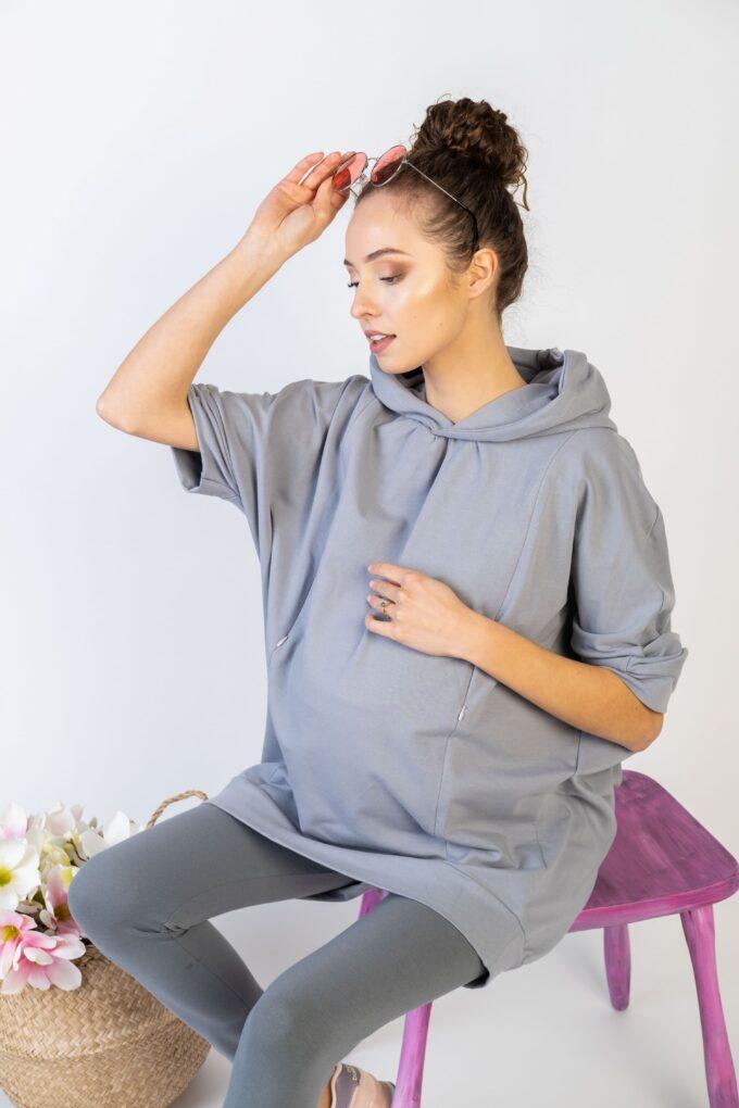 Bluza ciążowa i do karmienia Bianka