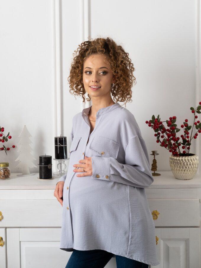 Koszula ciążowa i do karmienia Edith