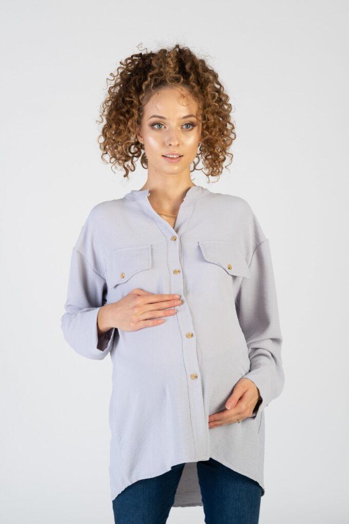 Koszula ciążowa i dharmienia Edi