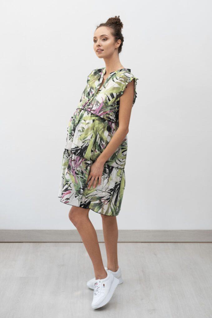 Sukienka ciążowa i do karmienia Palm Spring