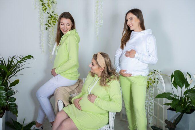 Odzież ciążowa Limone
