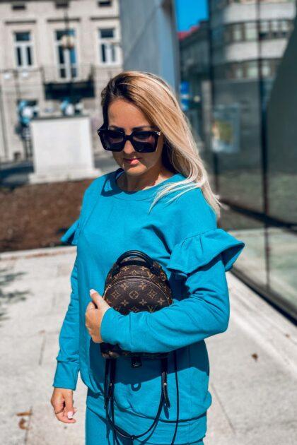 Bluza ciażowa Melani Limone