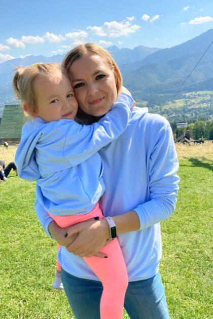 Bluza mama i dziecko Limone