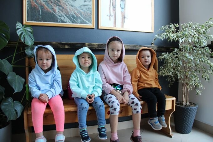 bluza kids limone